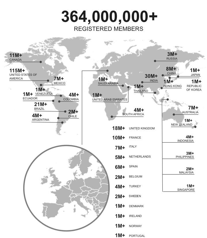 LinkedIn Global Membership_May 28 2015