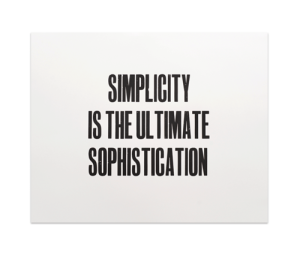 4 Secrets to Unleashing the Power of Simplicity | Social Media Today