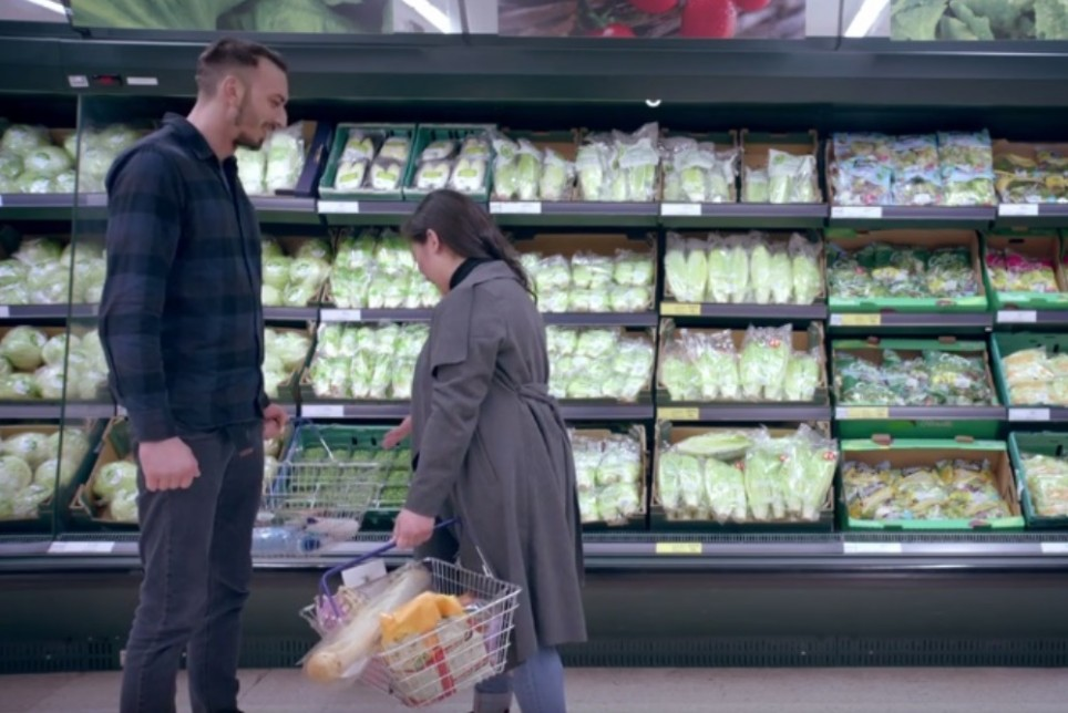 This Supermarket Wants to Set You Up On a Blind Date