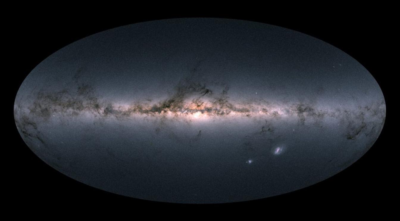 gaia galaxy